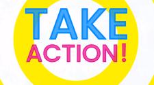 Imagem da campanha day of action