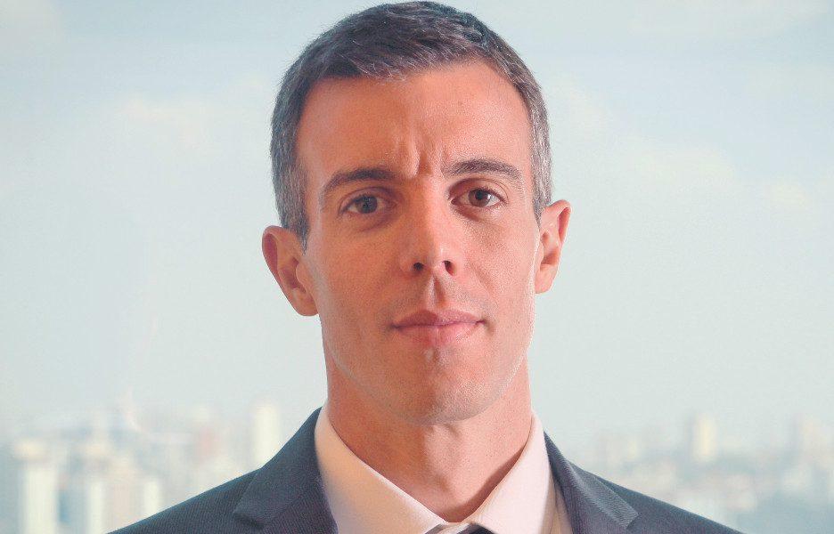 ALex Inglês, diretor geral da BT no Brasil (Foto de Marcelo Mug / Divulgação BT)