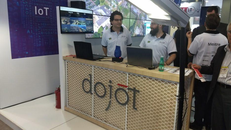 A plataforma Dojot equipa sistema de telegestão de iluminação pública da Exatii