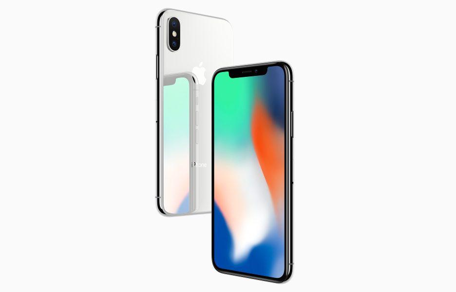 O novo iPhone X, da Apple