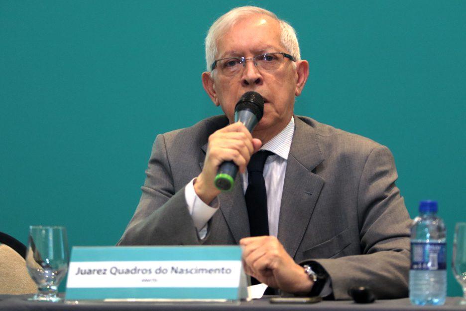 Juarez Quadros| Encontros Tele.Síntese 51 - 21/11/17 – Brasília-DF | Foto: Gabriel Jabur