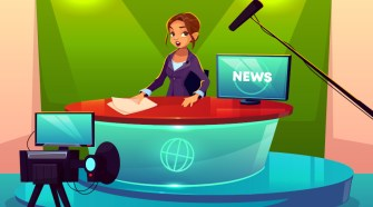 TV-jornalismo-noticia-crédito: Freepick