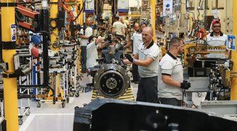 Industria produção