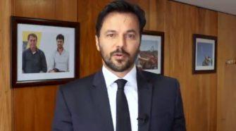 Fábio Faria, Ministro das Comunicações - crédito: divulgação