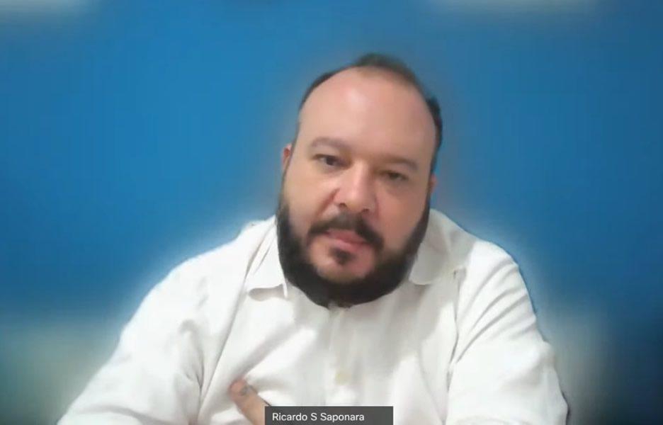 Ricardo Saponara, Head de fraud & security intelligence para América Latina do SAS - Foto: Divulgação