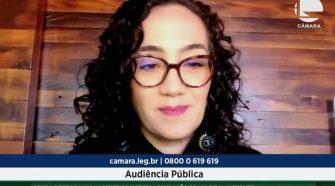 Samara Castro, membro do Instituto Nacional de Proteção de Dados - INPD