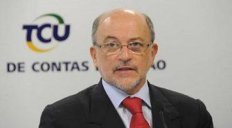 Ministro Aroldo Cedraz, TCU - Crédito: EBC