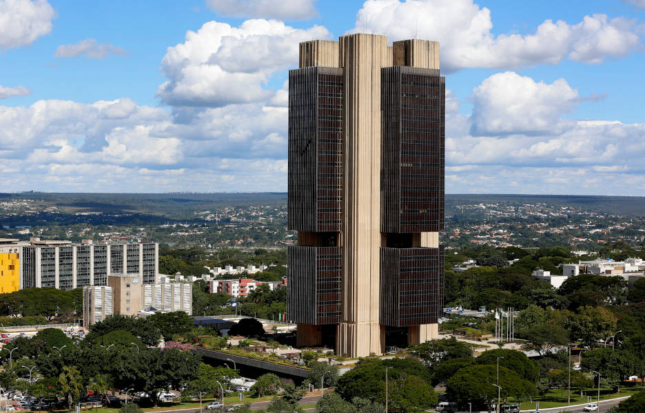 Sede do Banco Central em Brasília Crédito: Flickr BC