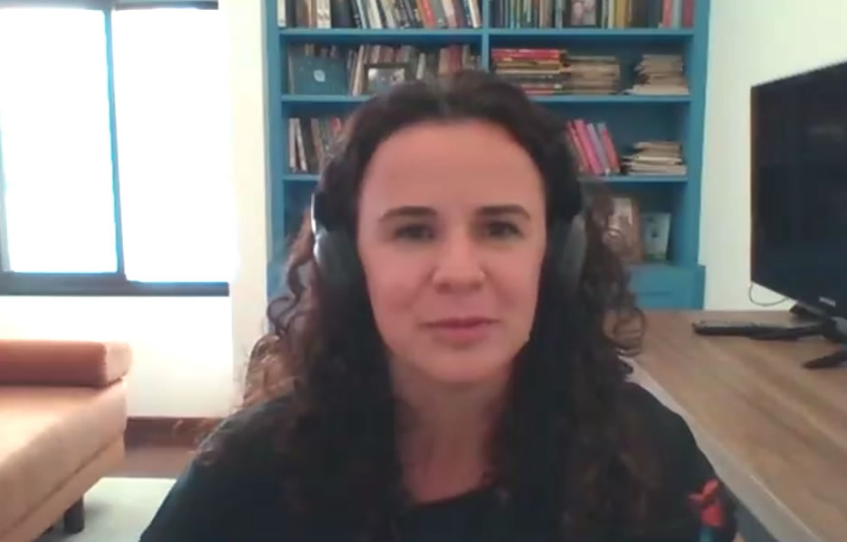 Elisa Leonel, Superintendente de Relação com Consumidores da Anatel - Crédito; Tele.Síntese