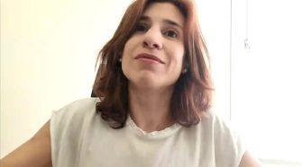 Nathalia Lobo, Diretora de de Política Setorial do MCom - Crédito: TV.Síntese