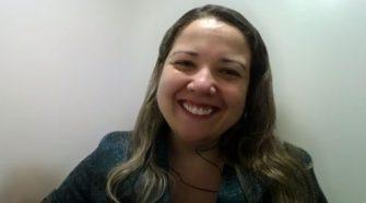Sarah Alcântara, Coordenadora de Projetos Estratégicos de Tecnologia da Informação e Comunicação CGTIC/SMIT – Prefeitura de São Paulo - Crédito: TV.Síntese