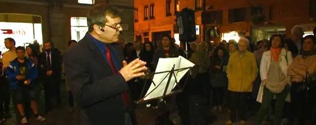 Notte ebraica 2012 a Ferrara: un percorso nei luoghi bassaniani.