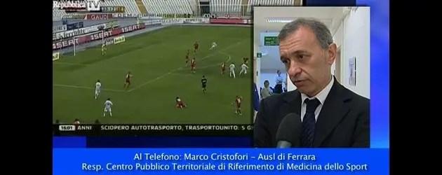Marco Cristofori su Piermario Morosini