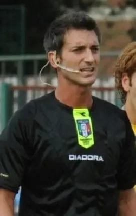 CALCIO: l'arbitro Merchiori debutta in A