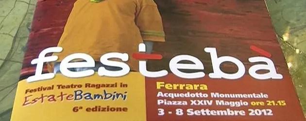"""""""Fraternità"""" a teatro con Festebà"""