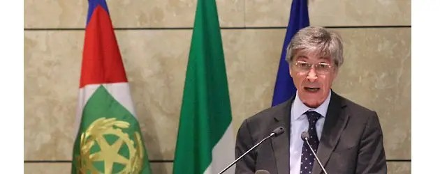 """Errani lascia il Pd: """"Serve un nuovo campo"""""""