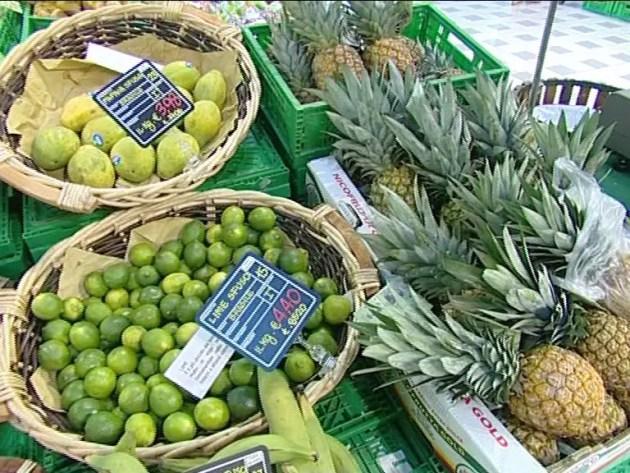 Più frutta contro il caldo e l'afa