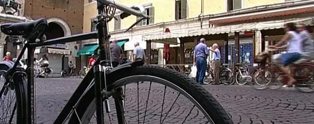 Ferrara: terza per incidenti in bici