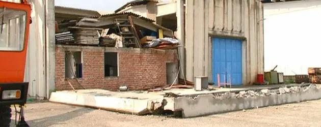 Aziende dopo il terremoto