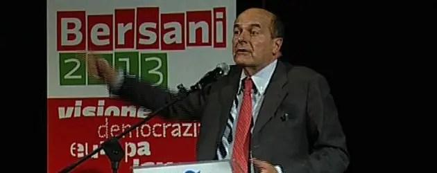 Bersani infiamma sinistra ferrarese e snocciola sua idea di governo