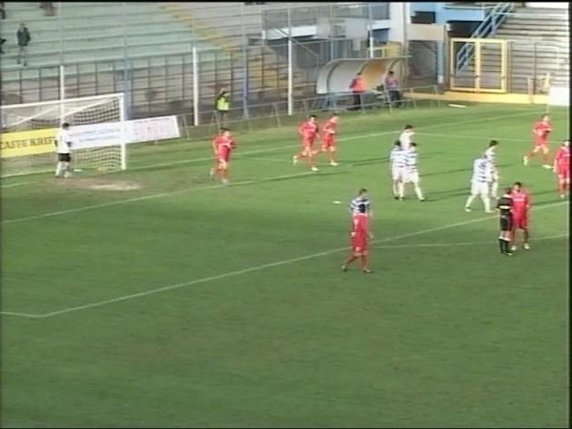CASTENASO-SPAL: 1-4