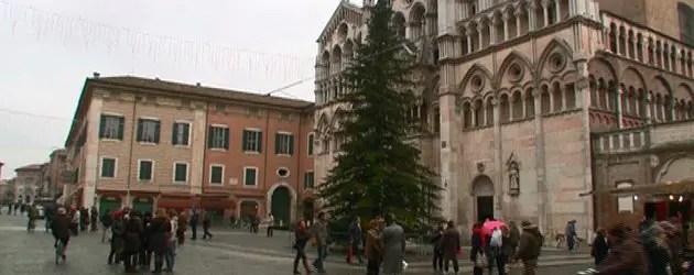 Si avvicina il Natale, Ferrara in festa