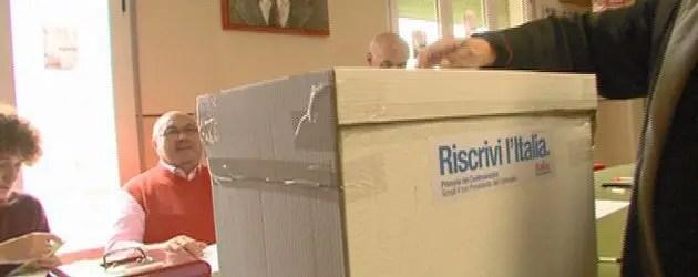 Primarie, si vota ancora: 780 richieste d'iscrizione