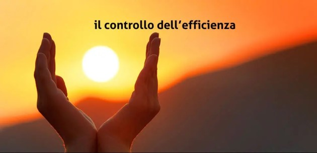 Il controllo dell'efficienza energetica di PFF Group