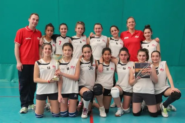 VOLLEY: Jolanda campione provinciale Under 13