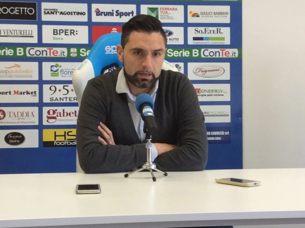 SPAL: il punto del D.S. Vagnati(video)
