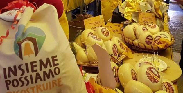 Il mercato di Campagna Amica di Coldiretti Ferrara al Misen