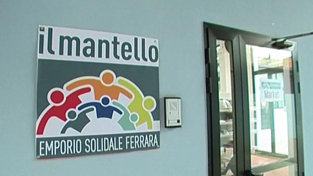 """Povertà a Ferrara, i quattro mesi de """"Il Mantello"""" – VIDEO"""
