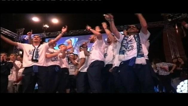 Spal, migliaia in festa per la Serie A – VIDEO – Le voci dei tifosi