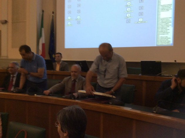 SPAL: il punto di Davide Vagnati. Il Comune premia i Colombarini(video)