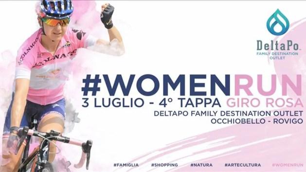 Ciclismo, il Giro Rosa farà tappa ad Occhiobello il prossimo 3 luglio –  Video