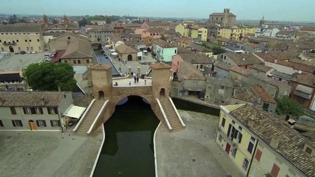Capodanno: gli eventi a Comacchio