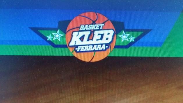 Pallacanestro Ferrara diventa Kleb Basket Ferrara