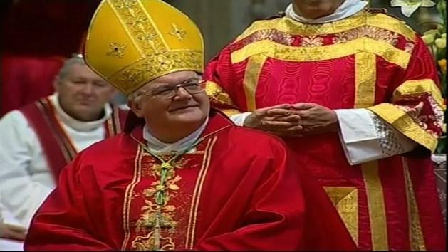 Solenne cerimonia di insediamento, nella cattedrale di Ferrara, del nuovo Arcivescovo, mons. Giancarlo Perego