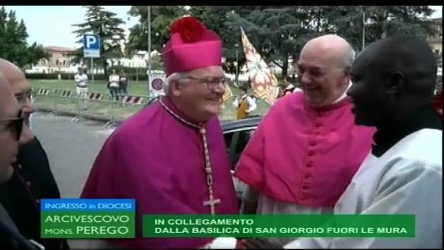 Il saluto della Diocesi a mons. Giancarlo Perego, nuovo Arcivescovo di Ferrara-Comacchio – VIDEO