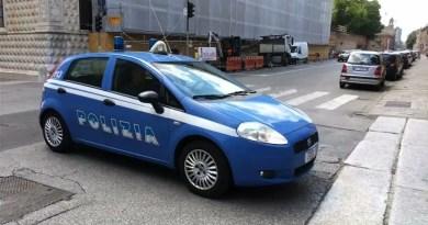 polizia auto
