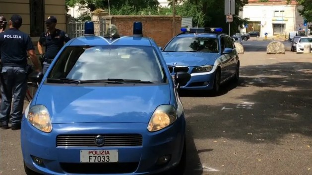 Polizia di Stato 'setaccia' l'area Gad e i dintorni del Grattacielo – VIDEO