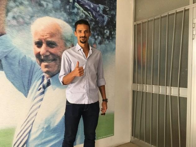 SPAL: le prime immagini di Felipe e Rizzo a Ferrara