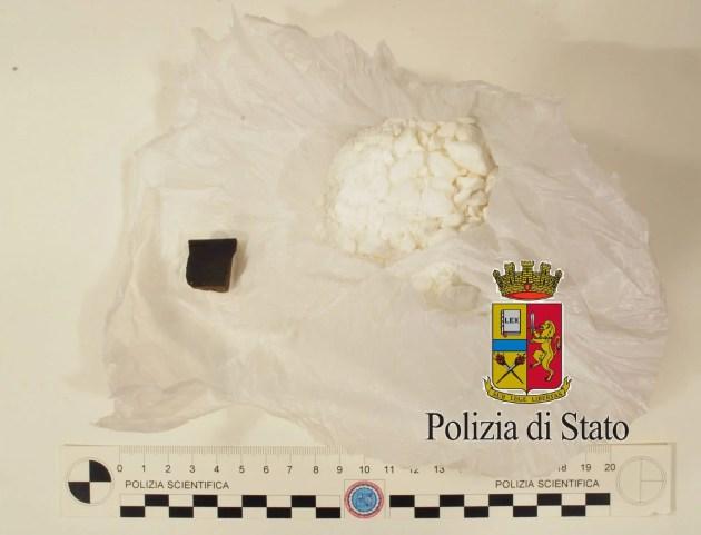 'Corriere della droga' arrestato: avrebbe fatto la spola tra Bologna e Formignana
