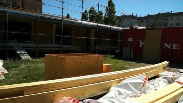 Casa del Sollievo: visita al cantiere della nuova residenza sanitaria ADO – VIDEO