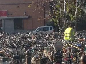 """Bici abbandonate in zona Gad e in centro: a breve parte l""""operazione rimozione'"""