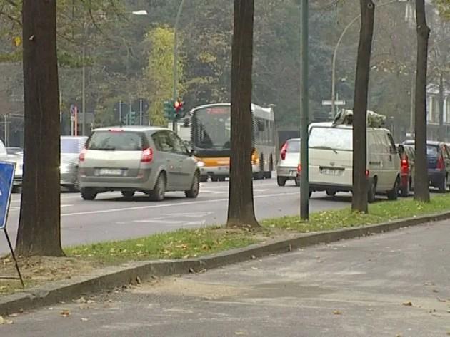Smog: blocco del traffico domenica a Ferrara