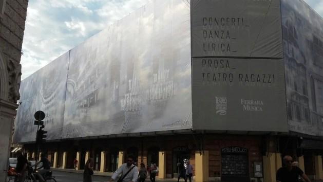 """Il cantiere estivo nel Teatro Comunale """"Claudio Abbado"""" – VIDEO"""
