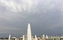 I temporali dopo il caldo africano: lunedì allerta arancione sulla costa comacchiese