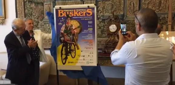 """Torna il 30esimo """"Ferrara Buskers festival"""" – VIDEO – Il ricordo dell'ex sindaco Soffritti"""