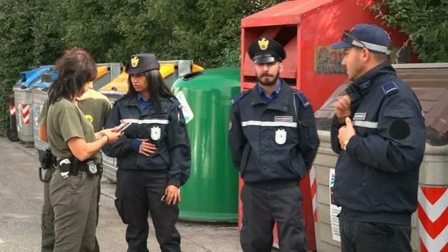 Rifiuti: 'Calotte' Hera, guardie ecologiche per la raccolta differenziata – VIDEO